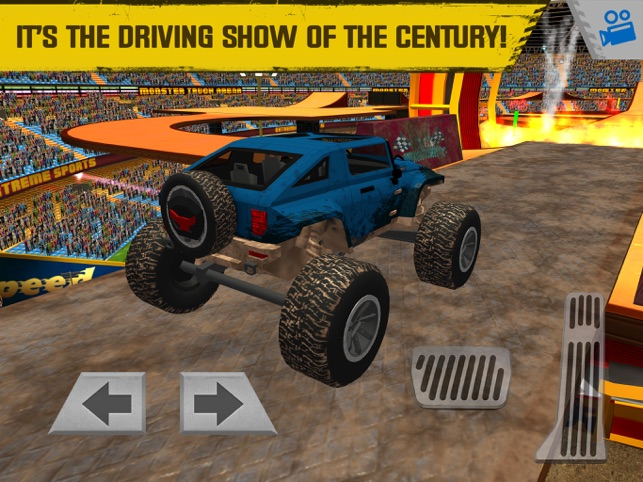 Monster Truck Arena On The App Store