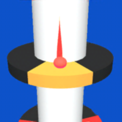 Helix Paint Ball - jump Stack