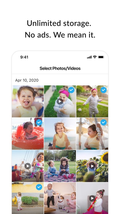 FamilyAlbum: Photo-Sharing App screenshot-3