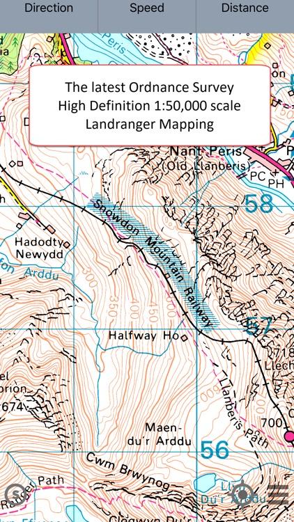 OMN - Outdoor Map Navigator screenshot-3