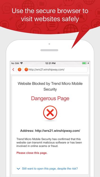 TM Mobile Security screenshot-3