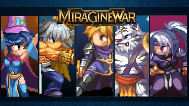 Miragine War screenshot-5