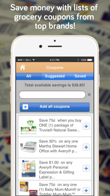 Shopper - Shopping List screenshot-4