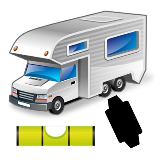 Caravan Level - with Speech