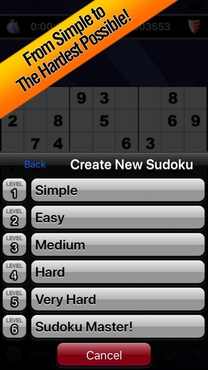 Sudoku - Classic Puzzle Game - screenshot-6