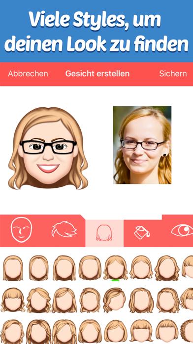 Herunterladen Emoji Me Smiley Maker für Pc