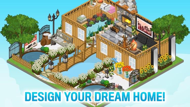 Neighbors: Home Design World screenshot-0