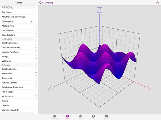 MathStudio Screenshot 3
