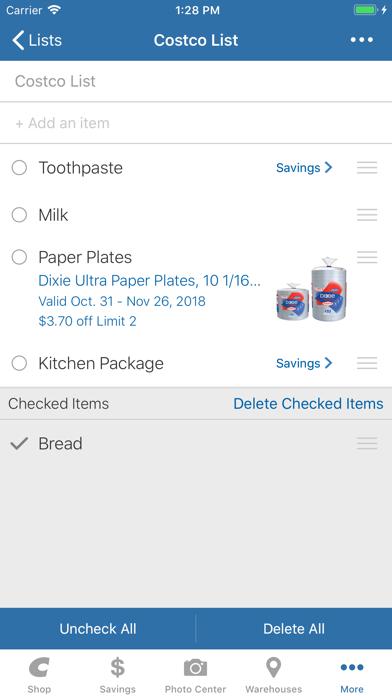 Costco by Costco Wholesale Corporation (iOS, United States
