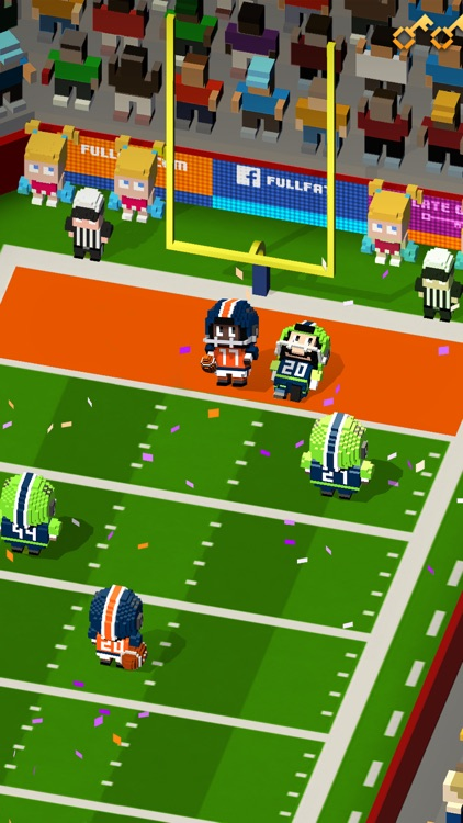 Blocky Football screenshot-3