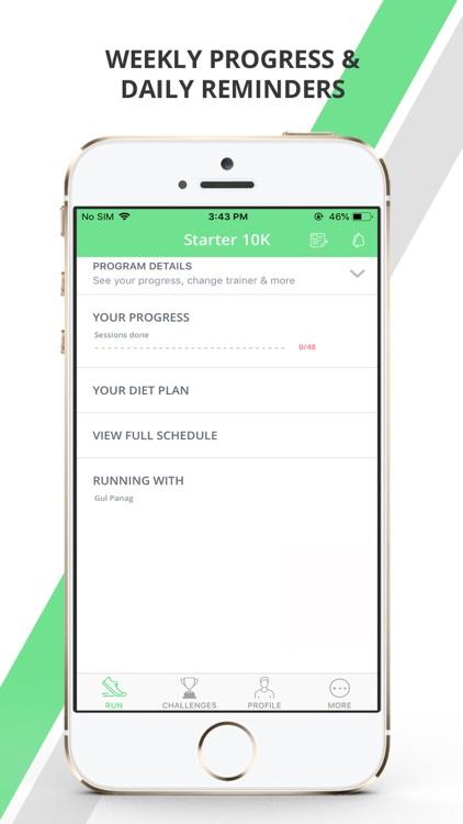 Mobiefit ACTIVE screenshot-9