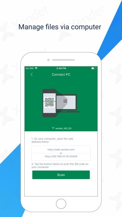 Xender:File Share,Share Music screenshot-3
