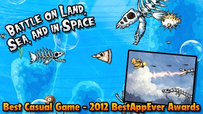 Pizza vs. Skeletons - Playond screenshot 5