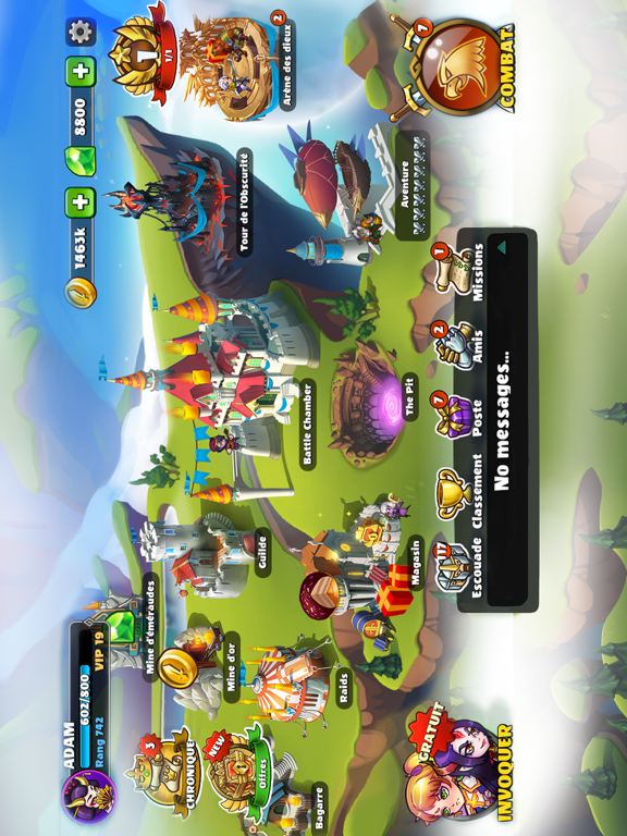 Mighty Party: Battle Heroes screenshot 12