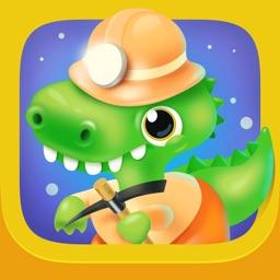 Diggerville: 3D Pixel Game