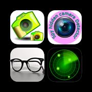 Photonu multicam & Spy hidden camera Detector & Bifocal & Gizmo Finder