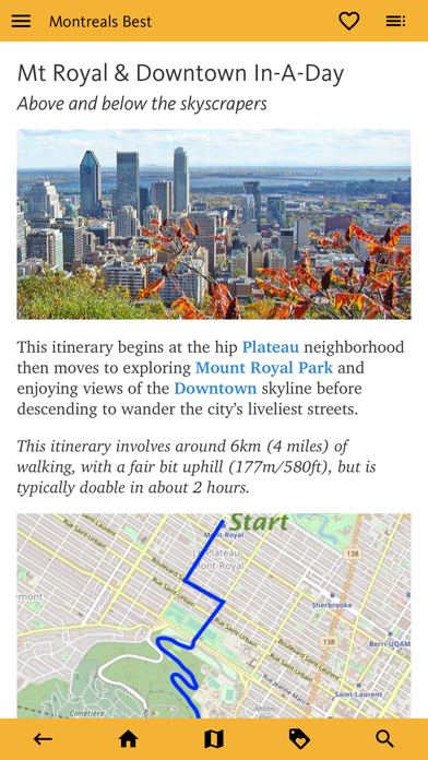Montreal's Best: Travel Guide screenshot 3
