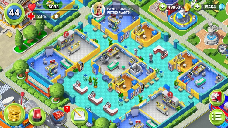 Dream Hospital: Doctor Game screenshot-4