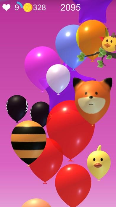 Poke Balloon:Rise up screenshot 3