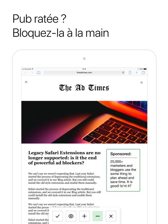 Screenshot #6 pour AdGuard Pro — adblock avancé