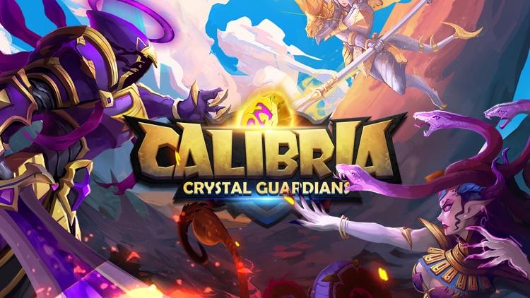 Calibria: Crystal Guardians screenshot-0
