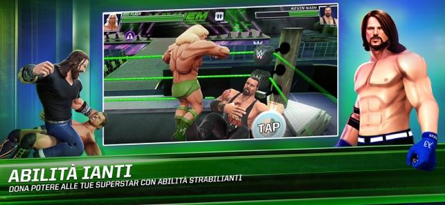 Superstar WWE incontri nella vita reale volte agenzia di incontri