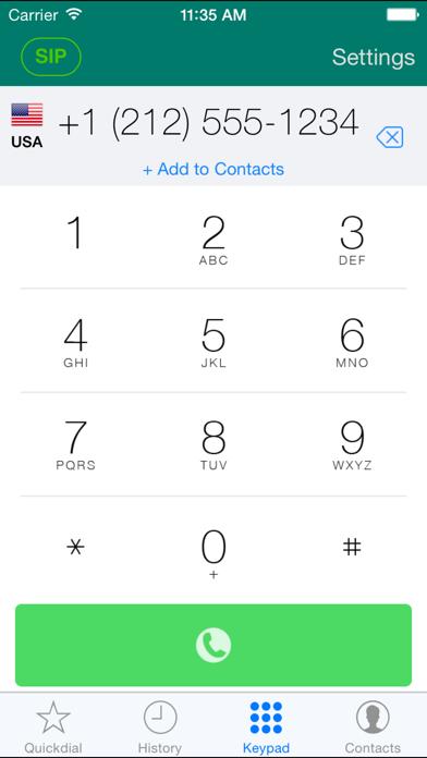 Acrobits Softphone app image