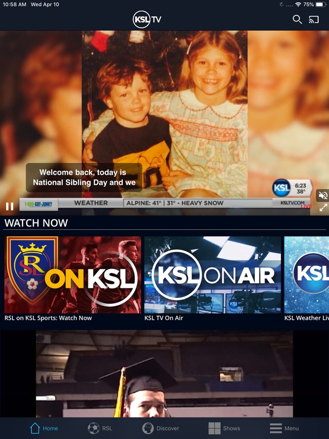 KSL TV on the App Store