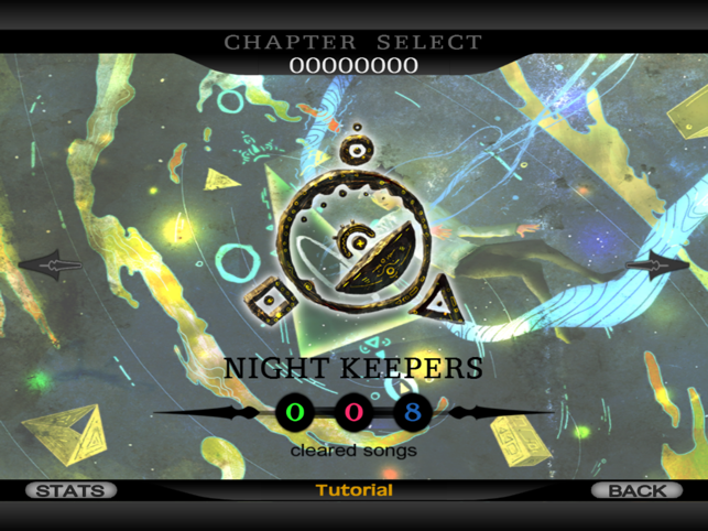 ‎Cytus Screenshot