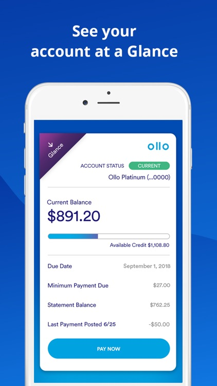 Ollo Credit Card screenshot-3