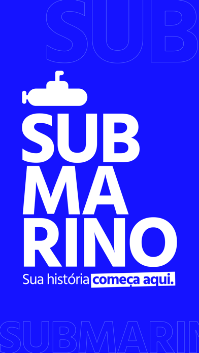 Foto do Submarino