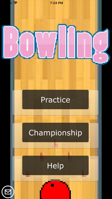 Pixel Bowling screenshot 1