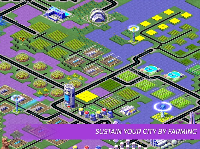 Designer City: Space Edition on the App Store