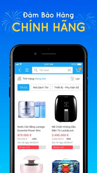 Tiki Shopping & Fast Shipping screenshot one