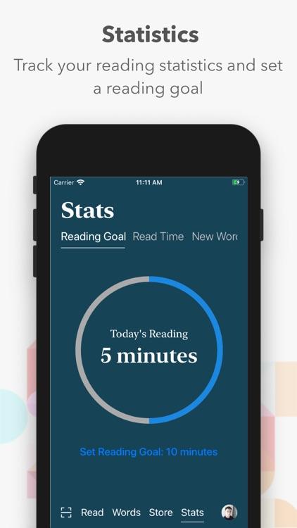 AA Reader - Ebook reader screenshot-7