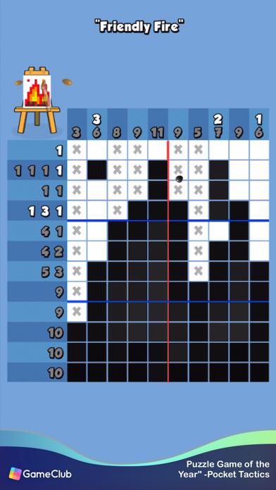 Paint It Back - GameClub screenshot 4