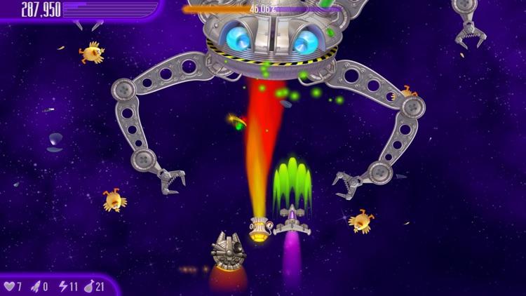 Chicken Invaders 4 screenshot-3