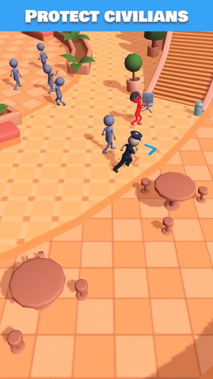 Catch the Thief 3D screenshot-0