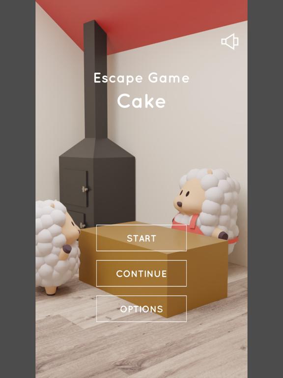 脱出ゲーム Cakeのおすすめ画像1