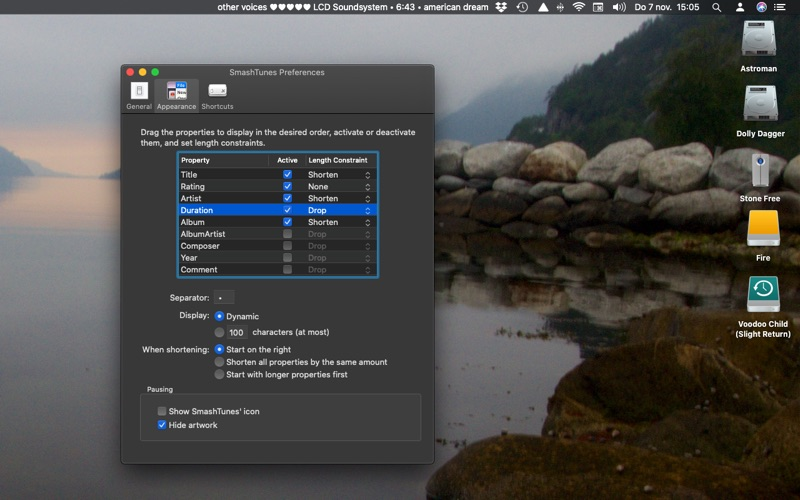 iTunes和Spotify增强工具 SmashTunes for Mac