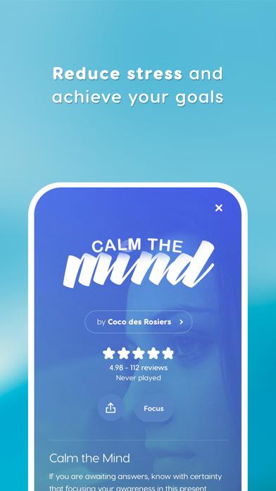 Zen: Meditation & Sleep Screenshot