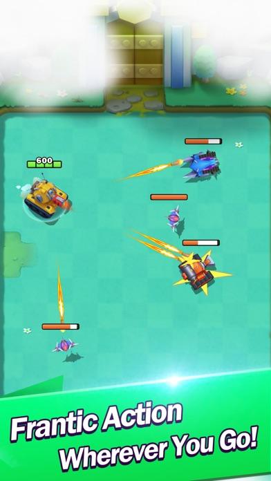 Tank Hero - The Fight Begins