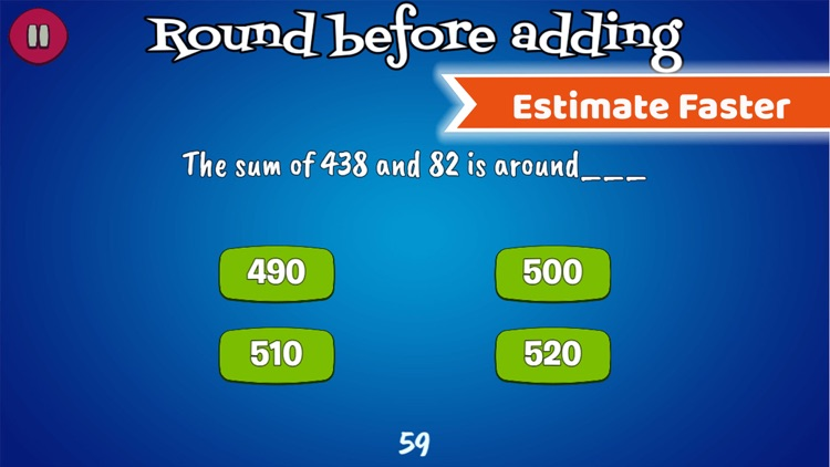 Math Rescue: 7-9 Year Old Game screenshot-2