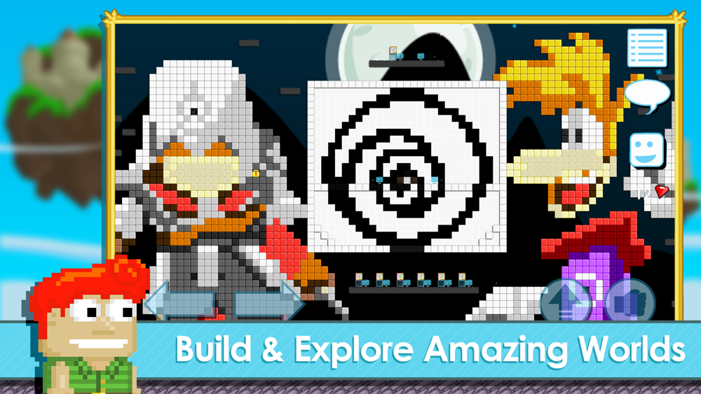 Growtopia App For Iphone Free Download Growtopia For Ipad Iphone At Apppure