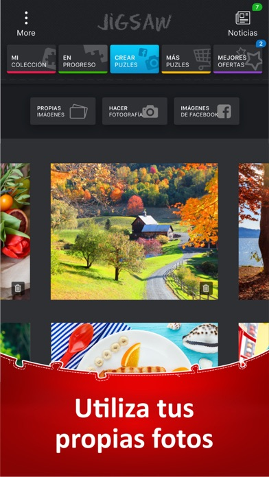 Descargar Jigsaw Puzzle HD Rompecabezas para PC