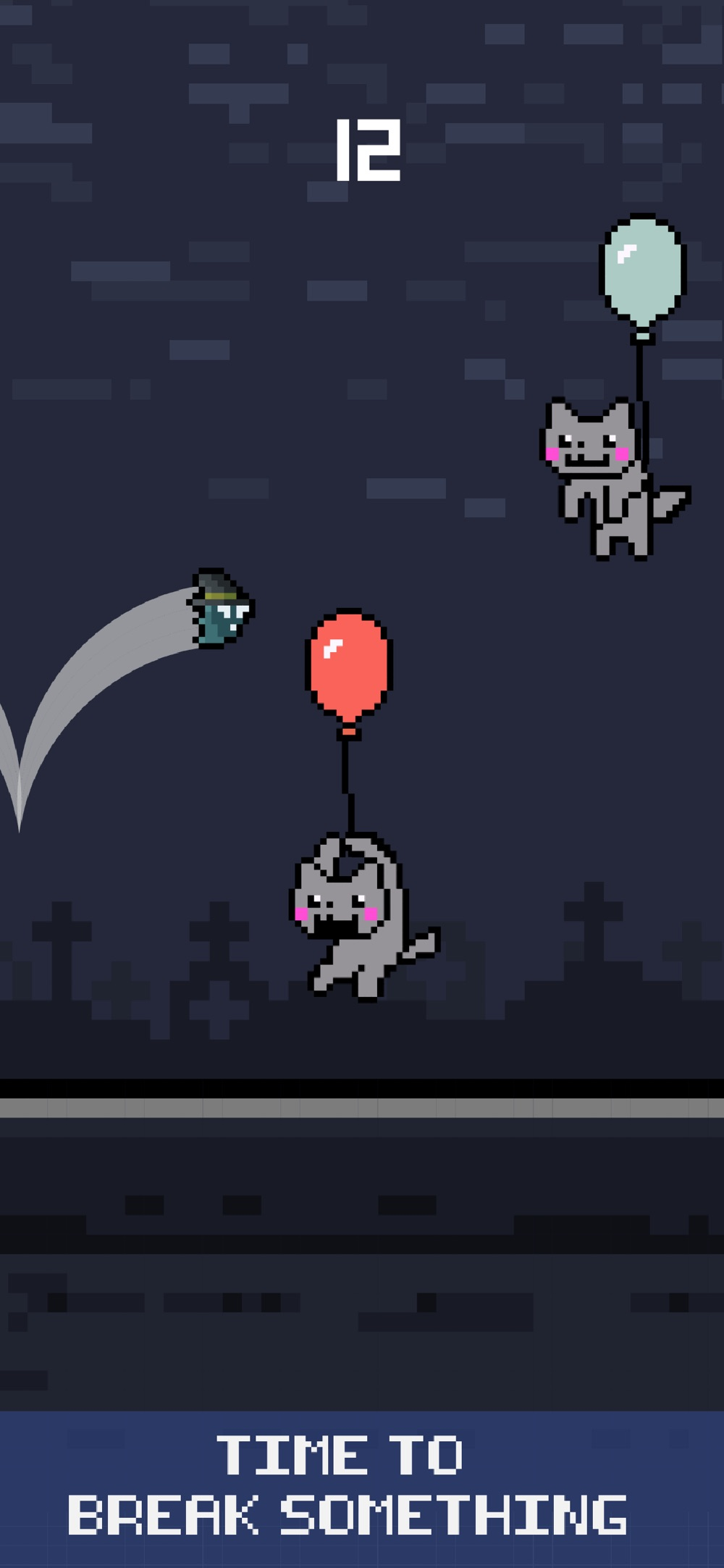 Break the Balloons: ghost town Cheat Codes