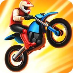 极速摩托车—赛车游戏