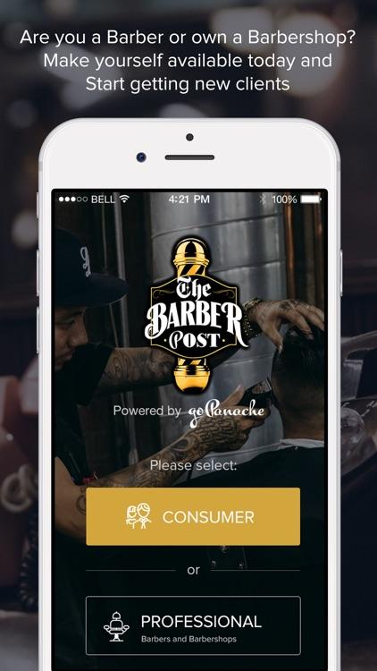 The Barber Post screenshot-3