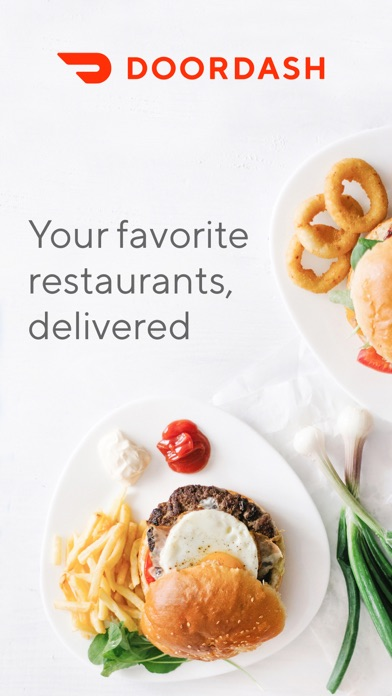 Screenshot for DoorDash - Food Delivery in Ukraine App Store