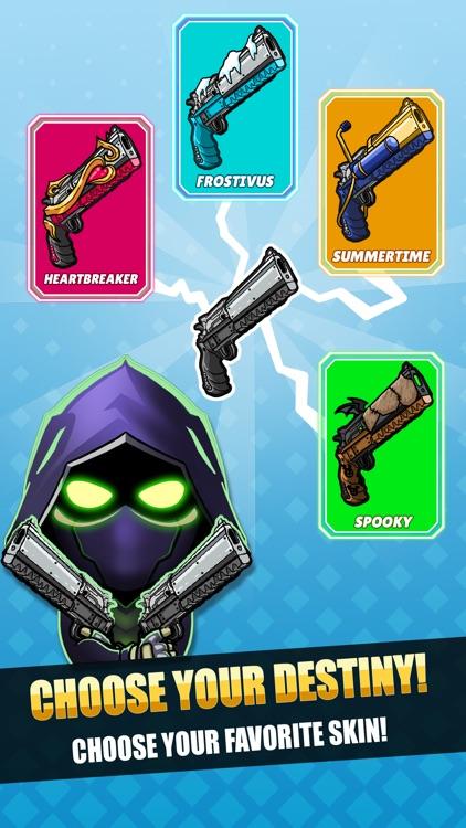 Battle Royale Tycoon Idle Game screenshot-3